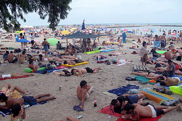 In 2007, Spanish festival Benicassim boasted massive acts such as Muse, Iggy Pop, Amy Winehouse and The Arctic Monkeys, attracting thousands of revellers from across Europe.