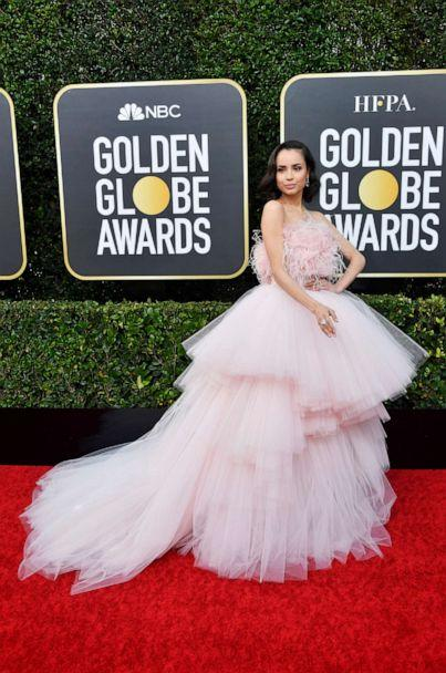 PHOTO: Sofia Carson attends the 77th Annual Golden Globe Awards at The Beverly Hilton Hotel on Jan. 05, 2020, in Beverly Hills, Calif. (Frazer Harrison/Getty Images)