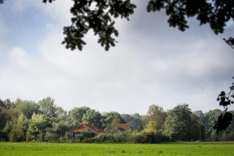 An Austrian man is suspected of holding a Dutch family captive for nearly a decade in a rural community in northern Netherlands (AFP Photo/Vincent Jannink)