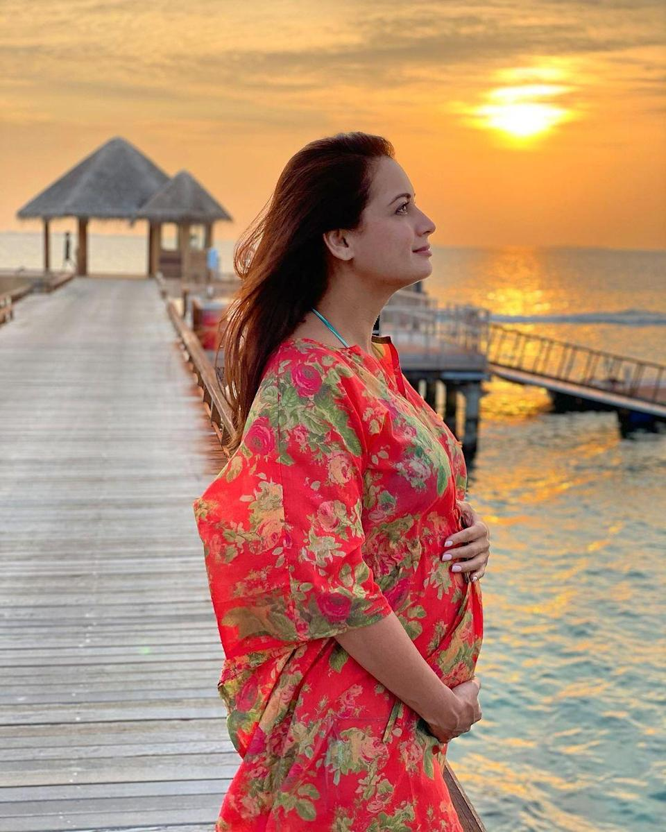 Dia Mirza Trolled For Pregnancy