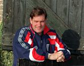 THIS PICTURE MAY ONLY BE USED WITHIN THE CONTEXT OF AN EDITORIAL FEATURE England football Manager Glenn Hoddle smiles for the media after his media conference in Burnham, Bucks. this morning (Tuesday 17th November 1998) where he announced Midfielder Paul Scholes has been forced to pull out of the England squad for tomorrow night's friendly against the Czech Republic. Photo by Michael Stephens/PA. See PA story SOOCER England.