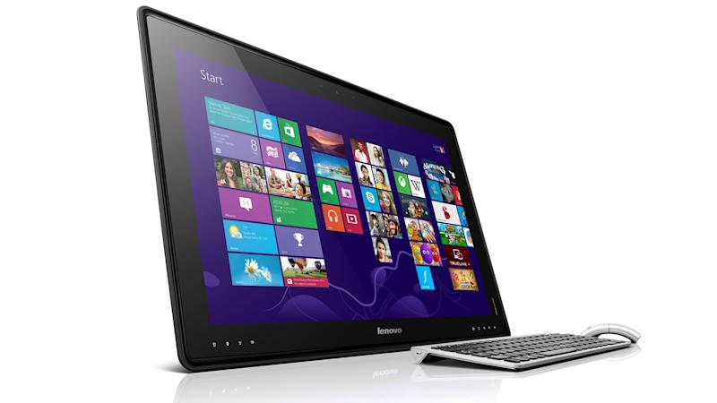 Lenovo Debuts 'Table PC' That You Can Play Monopoly On