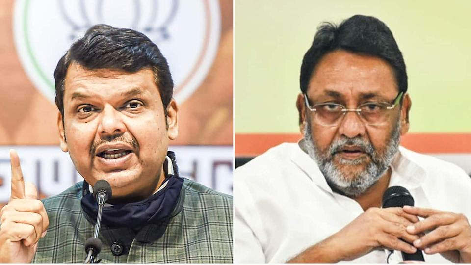 NCP hits back at BJP; says Fadnavis is