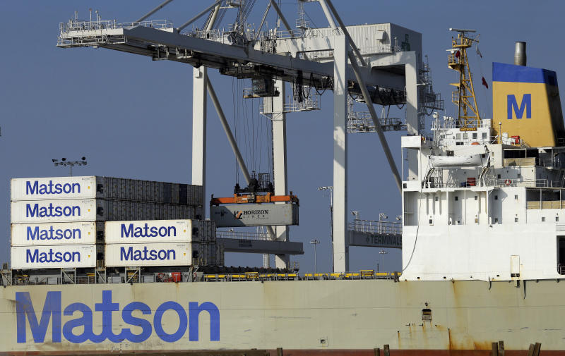 US Trade Deficit Widens Amid Drop In Exports, Increase In Imports