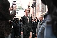 Celine Dion's style evolution: The singer doesn't care if you don't like her new look