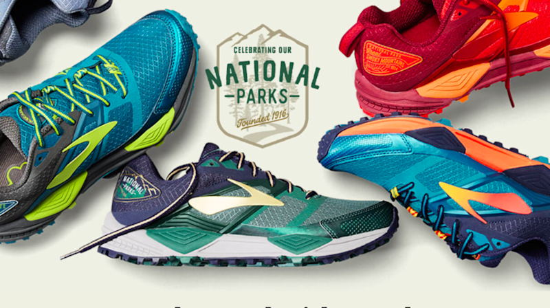 cd74a89df0da7 Brooks Releases Limited Edition Shoes and Apparel to Honor National Parks