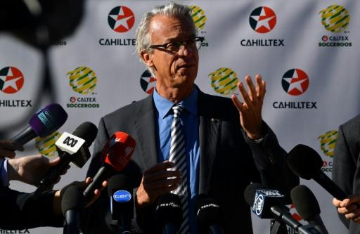 Australian Football Federation boss David Gallop defends the selection of Tim Cahill for the World Cup squad