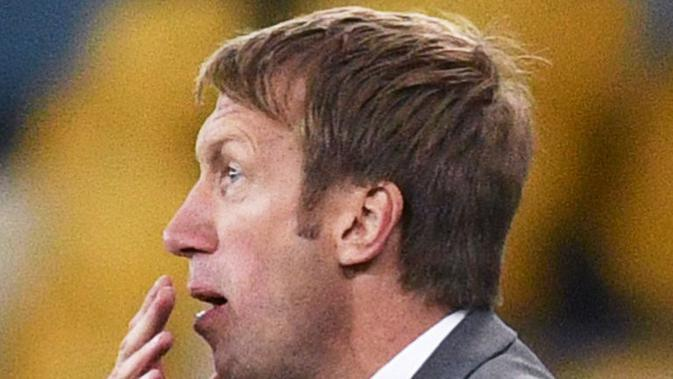 Pelatih Osterstunds FK, Graham Potter. (Sky Sports).