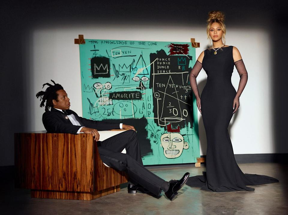 beyonce and jay z for tiffany about love campaign