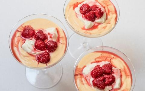 A fresh fruit fool  - Credit: Andrew Crowley