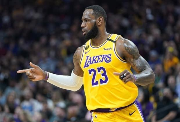 Would you pay $208,000 US for a highlight of LeBron James dunking? Someone did. (Thearon W. Henderson/Getty Images - image credit)