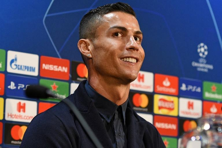 Cristiano Ronaldo insists his behaviour on and off the field is exemplary amid allegations of rape made against the Juventus star