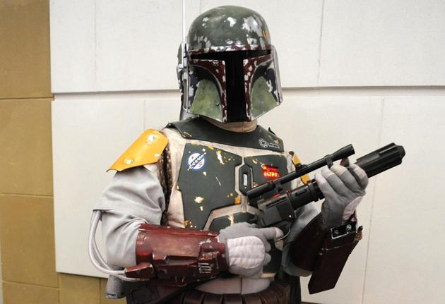 Adventures... Boba Fett could get his won movie (Credit: LucasFilm)