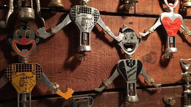 B.C. corkscrew collector says tools aren't just for wine