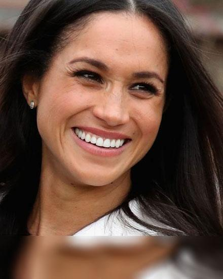 According to her blog, Meghan always aims to swear less. Source: Getty