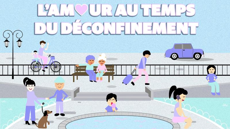 Amour au temps du deconfinement