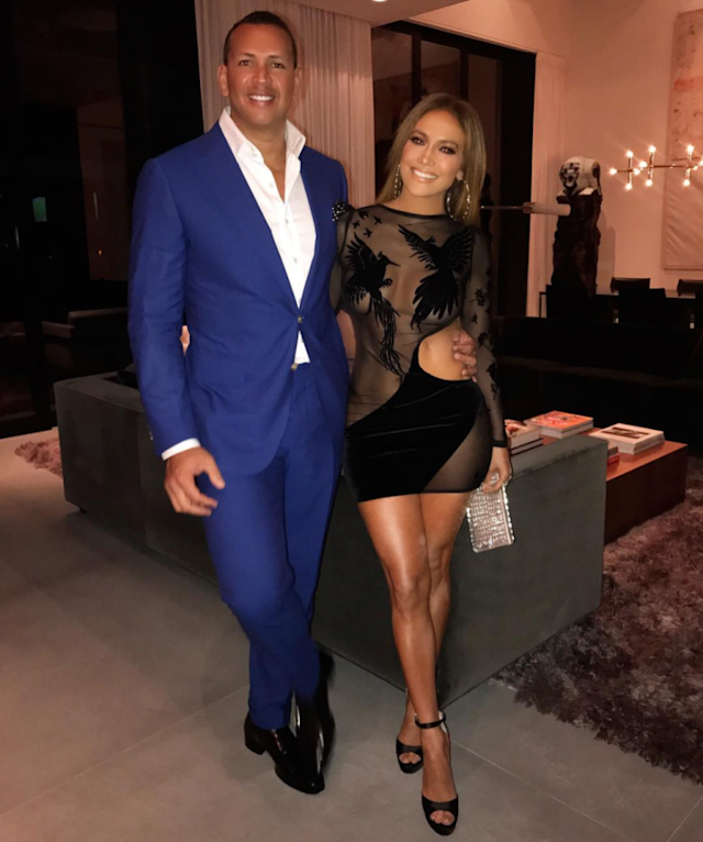 Jennifer Lopez and Alex Rodriguez both celebrate birthdays in July. About to turn 48, Lopez continues to show her ageless beauty, as seen in this social media photo. (Photo: Instagram)