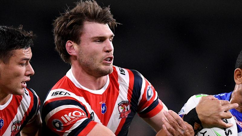 NRL BULLDOGS ROOSTERS