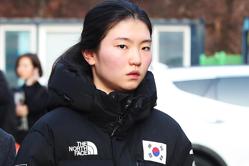 Olympic athlete Shim Suk-hee's former coach is already in jail for beating her over the course of many years