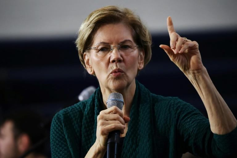 The Register's backing gives Elizabeth Warren a boost days before the Iowa caucus on February 3, the first day of primary voting for the 2020 Democratic nomination