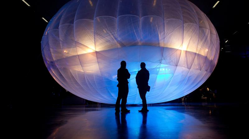 Experimental Balloon Project Aims To Give Cell Reception To Puerto Rico