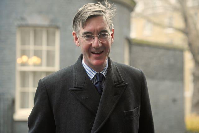 Commons Leader Jacob Rees-Mogg
