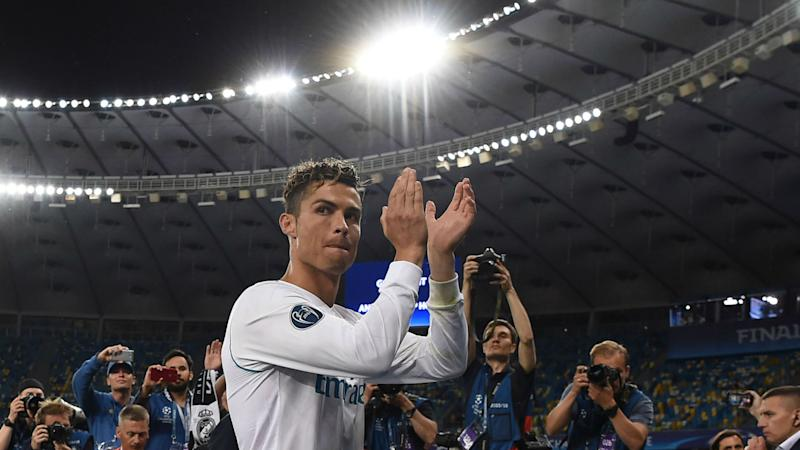 Cristiano Ronaldo Champions League Real Madrid 26 05 2018