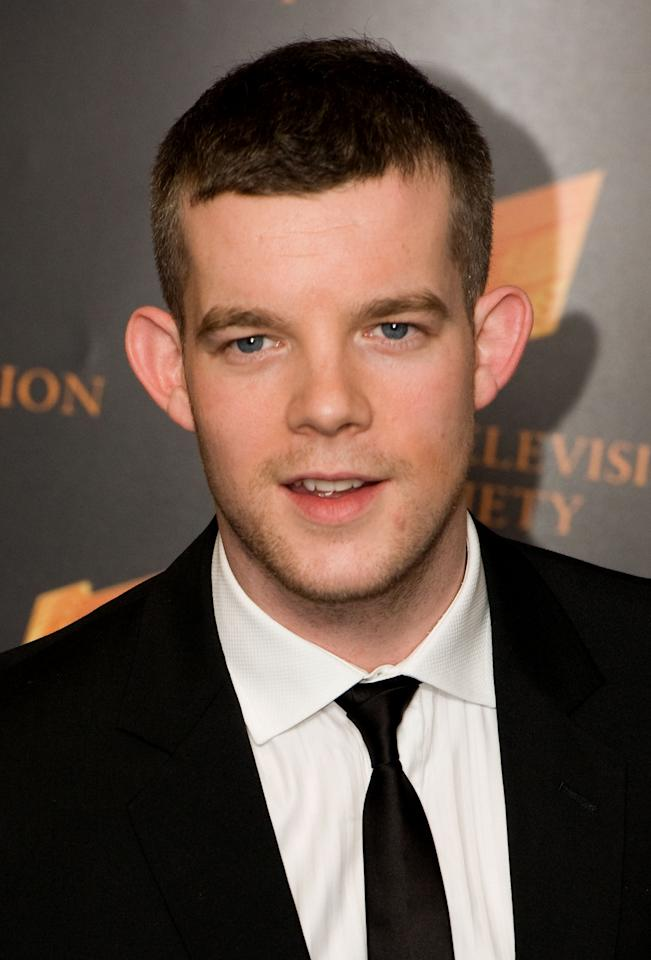 LONDON - MARCH 20:  Russell Tovey  arrives for the RTS Programme Awards 2012 at the Grosvenor House Hotel on March 20, 2012 in London, England. (Photo by Samir Hussein/Getty Images)