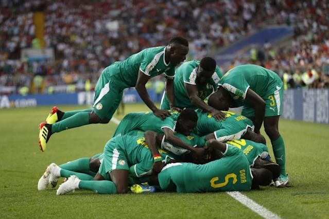 Senegal World Cup win for the whole of Africa, says former West Ham star Diafra Sakho