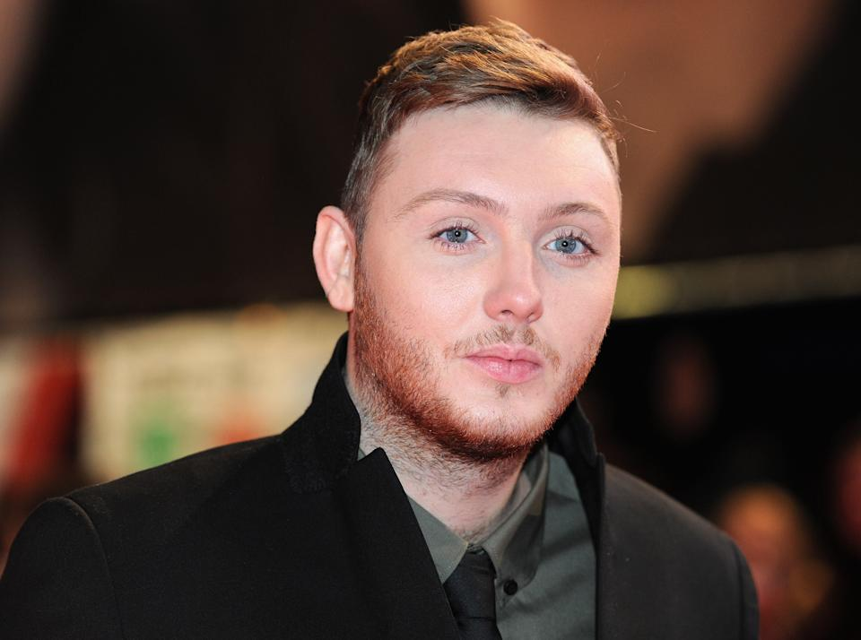 James Arthur has had continued success in the charts. (Photo by Dave M. Benett/WireImage)