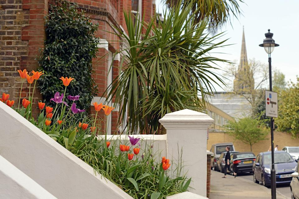 <p>Adding a lick of paint to the outside of your property and tidying up the garden can add 10 per cent to its value</p> (Daniel Lynch)