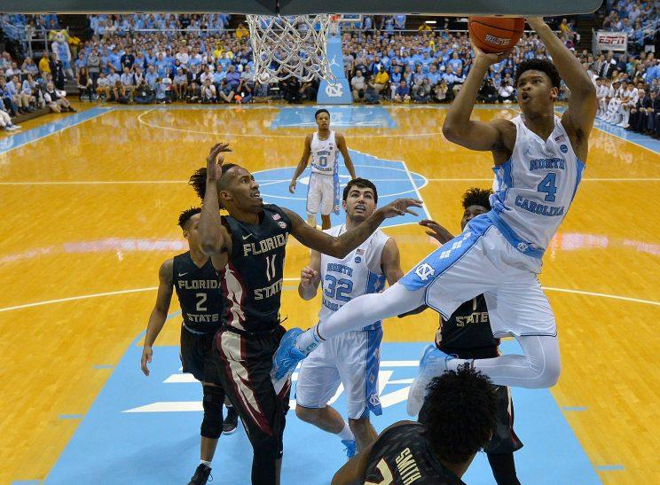 College Basketball Power Rankings Jan 19 North Carolina