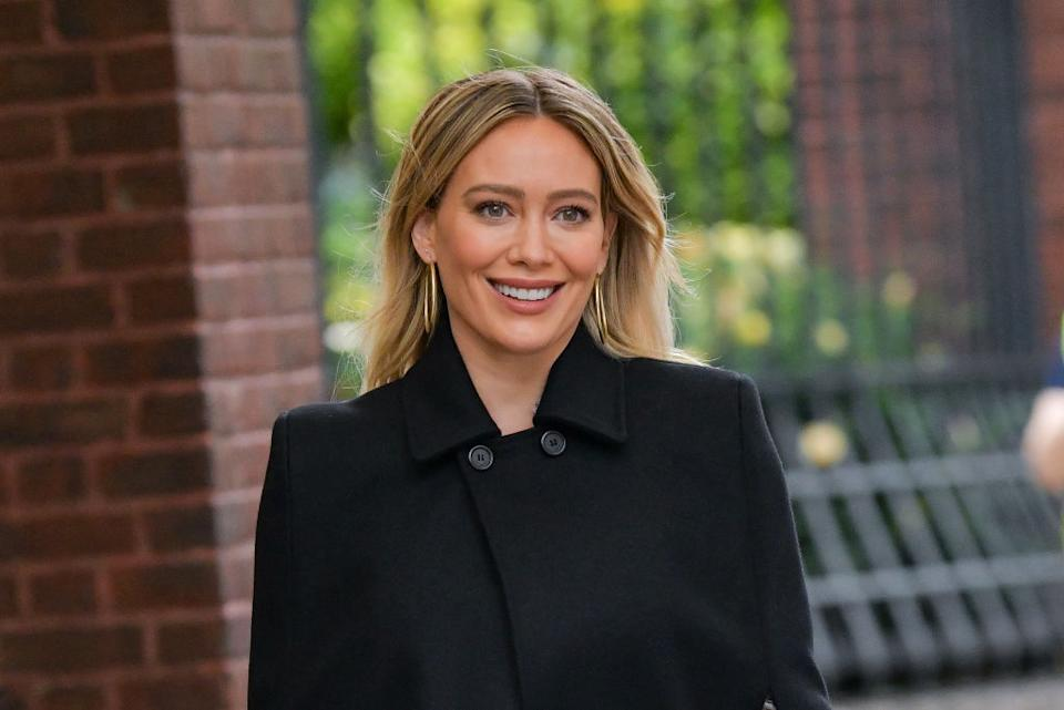 The price of Hilary Duff's skincare haul is not for the faint of heart. (Photo by James Devaney/GC Images)