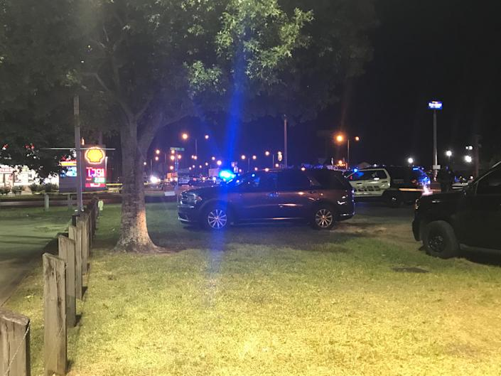 Louisiana State Police are investigating the Friday night shooting of a man by Lafayette police.