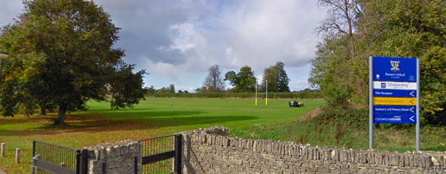 Farmor's School in Fairford, Gloucestershire. (Google Maps)
