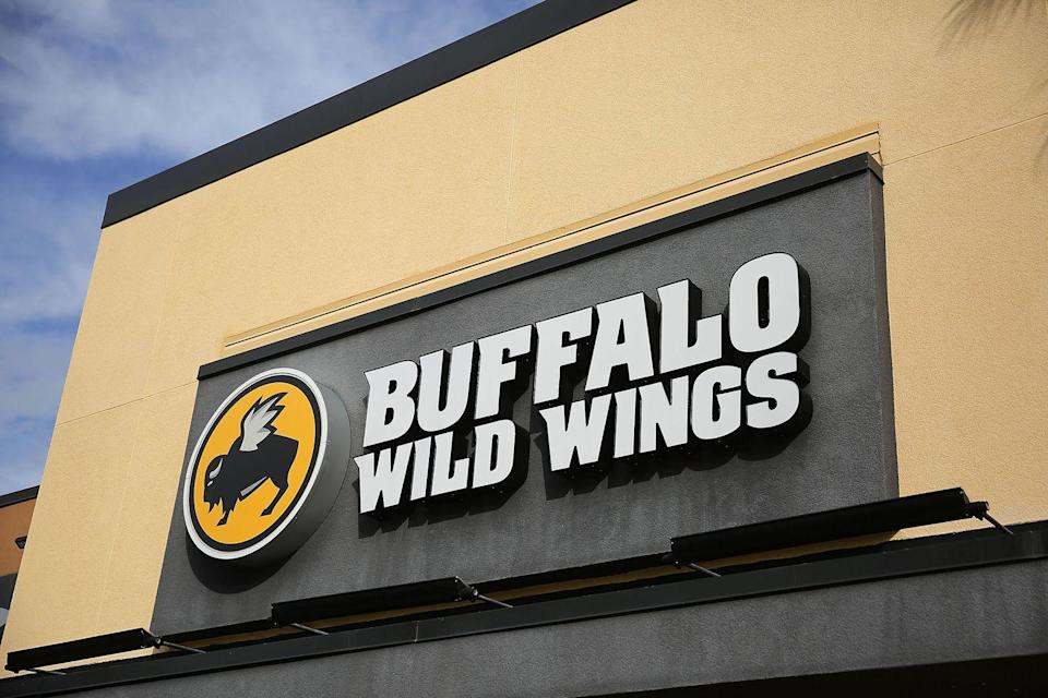 """<p>Throw tradition out the window — unless your tradition is chowing down on some flavor-packed wings. You can also host <a href=""""https://www.buffalowildwings.com/en/fan-zone/fandom/holiday-parties/"""" rel=""""nofollow noopener"""" target=""""_blank"""" data-ylk=""""slk:your holiday party there"""" class=""""link rapid-noclick-resp"""">your holiday party there</a>.</p>"""