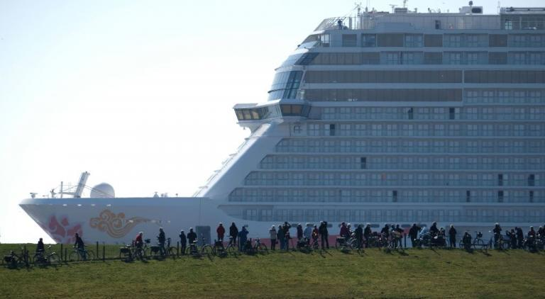 Norwegian Cruise Line bows to pressure and cancels 'neo-Nazi' conference booking