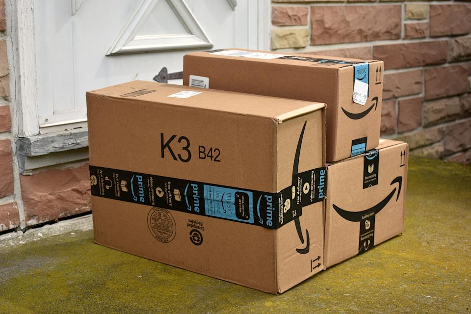 Amazon Canada's Boxing Day sales kick off now. (Getty Images)