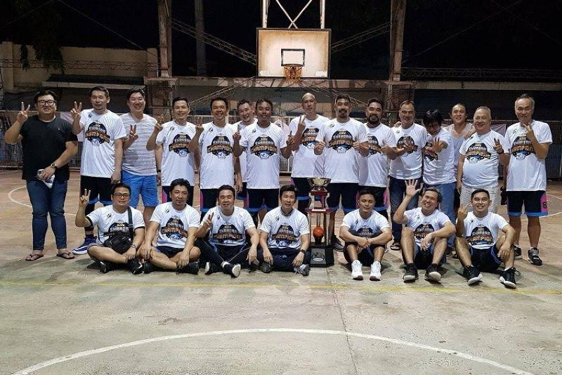 Batch 90 routs 99, wins Div. A
