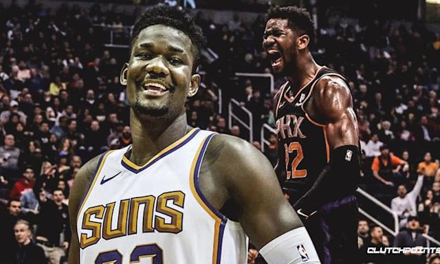 Deandre Ayton Has Dario Saric Confident He Could Surpass Joel Embiid, Karl-Anthony Towns
