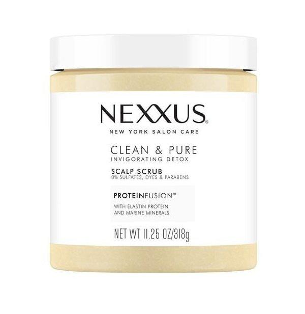 """Yes. Similar to a face scrub, these deep-clean, which is especially important the less you shampoo, says hairstylist and trichologist Kevin Mancuso. Use a sugar-based scrub, which dissolves easily, once a week to remove product buildup, he says.  <strong>Buy It!</strong><a href=""""http://goto.target.com/c/249354/81938/2092?subId1=PEO%2CAllYourBurningBeautyQuestions%2CAnswered%21%2Ckaitlynfrey%2CUnc%2CGal%2C7056880%2C201910%2CI&u=https%3A%2F%2Fwww.target.com%2Fp%2Fnexxus-clean-and-pure-scalp-scrub-11-25-fl-oz%2F-%2FA-75561069"""" target=""""_blank"""" rel=""""nofollow"""">Nexxus Clean & Pure Invigorating Detox Scalp Scrub, $14.99; target.com</a>"""