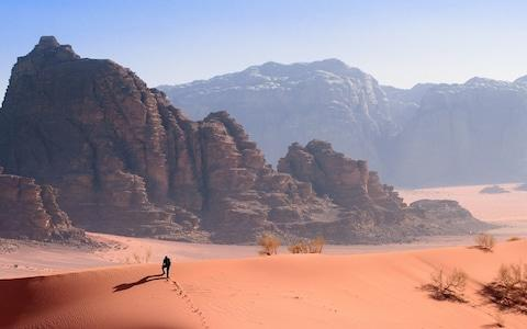 Wadi Rum - Credit: Jacob Kupferman/Jacob Kupferman