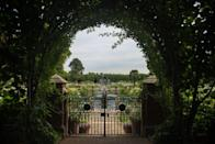 <p>While the interiors of Kensington Palace's Apartments 8 and 9 have long been changed, Diana lives on through the palace's stunning gardens created in her memory, and which are free to the public. Prince Harry chose the gardens as the place to announce his engagement to Meghan Markle to keep his late mother a part of the celebration.</p>