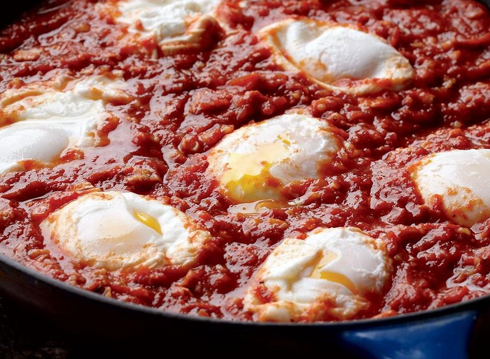 Healthy eggs in purgatory