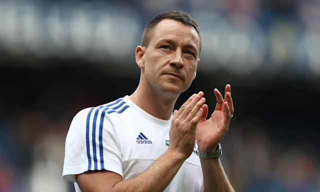 "<span class=""element-image__caption"">John Terry has played only 366 minutes of football for Chelsea this season.</span> <span class=""element-image__credit"">Photograph: Paul Gilham/Getty Images</span>"