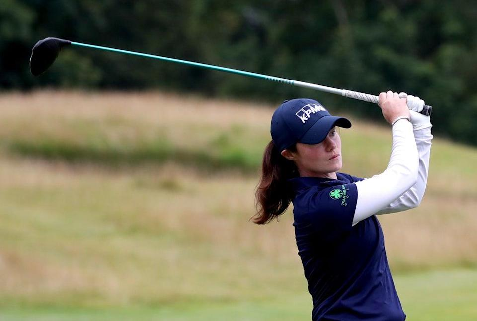 Leona Maguire will become Ireland's first Solheim Cup player next month (Jane Barlow/PA) (PA Archive)