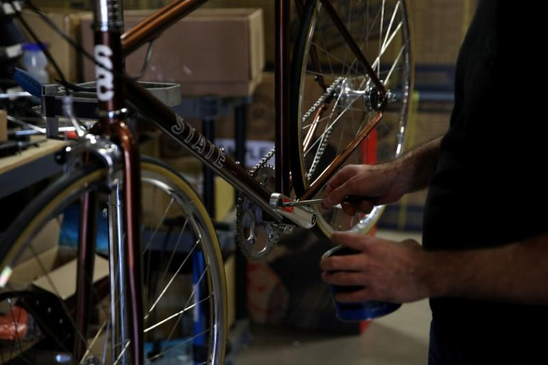U.S. bike firms face uphill slog to replace Chinese supply chains