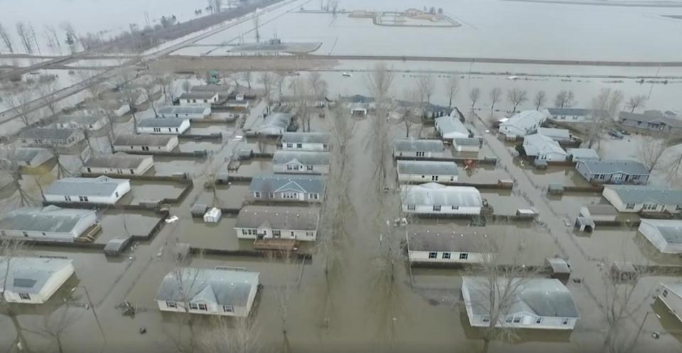 Recalling when Storm Ulmer underwent bombogenesis and caused historic flooding