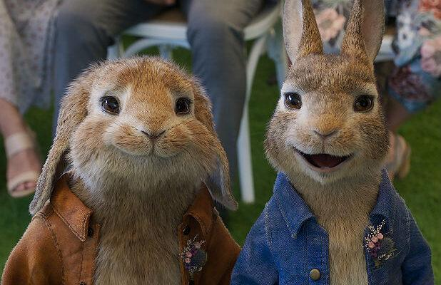 'Peter Rabbit 2: The Runaway': James Corden's Rebel Bunny Robs a Farmers Market in New Trailer (Video)