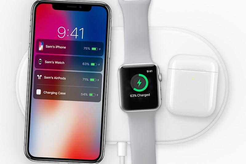 Apple's AirPower wireless charger could launch around September